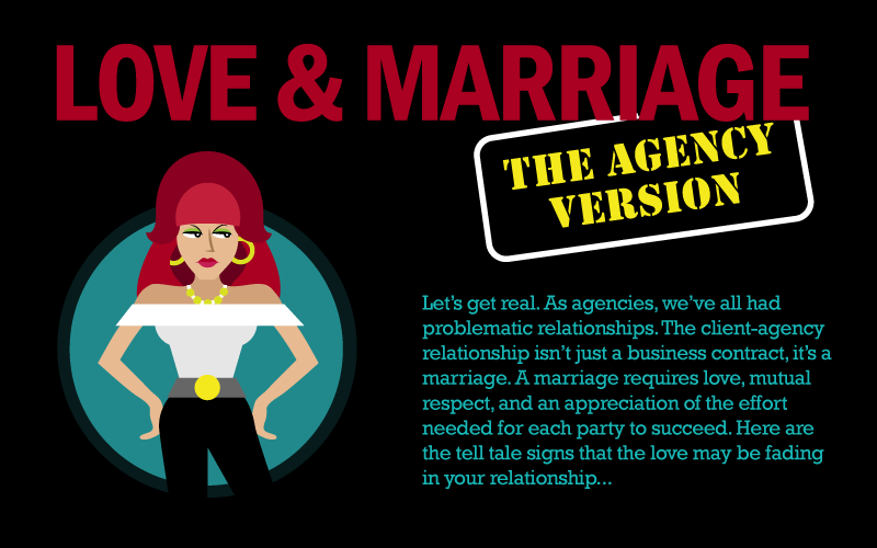 Love And Marriage – The Agency Version