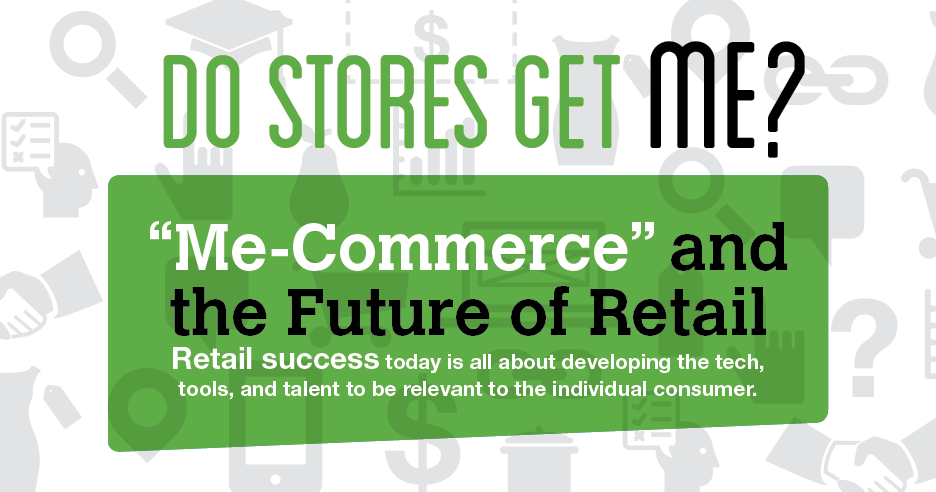 Me-Commerce and Retail's Future