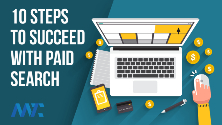 10 Steps to Succeed with Paid Search