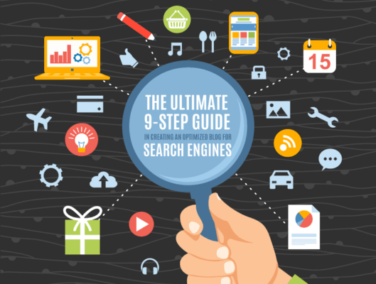 optimized blog search