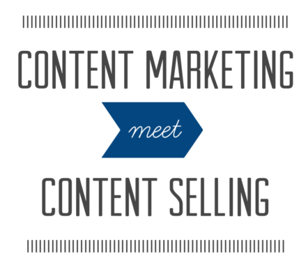 content selling