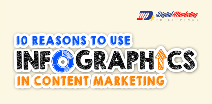 reasons infographics content marketing