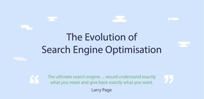 Search Engine Evolution