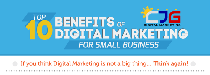 10 Benefits Digital Marketing