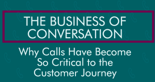 Calls are Critical to Customer Journey