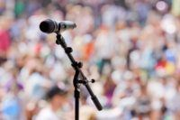 Public Speakers and their Content and Social Media Strategies