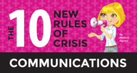 Rules of Crisis Communication