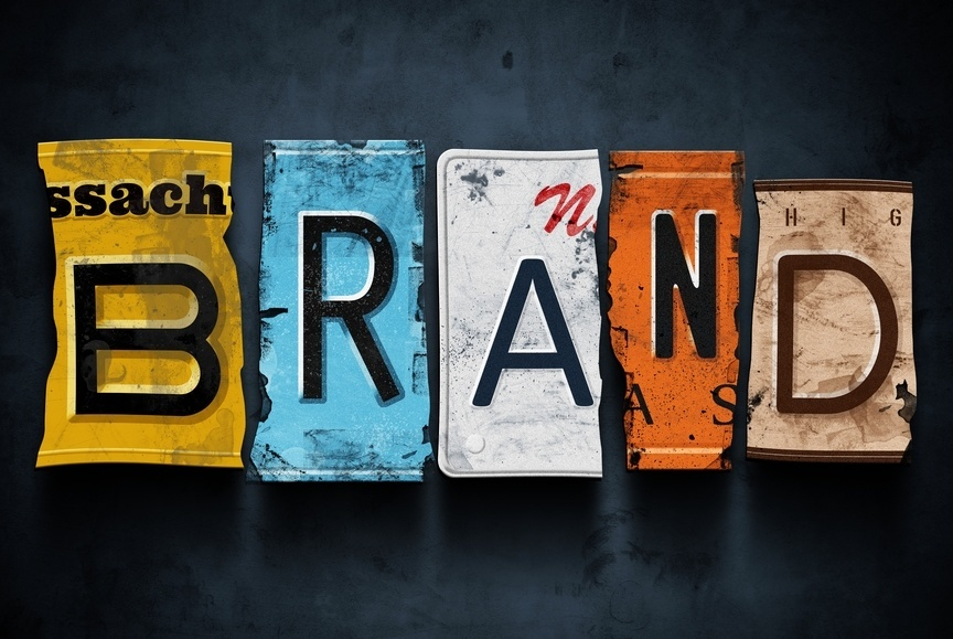 """The 8 Characteristics of a """"V""""ery Good Brand"""