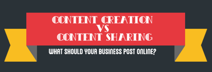 content creation sharing