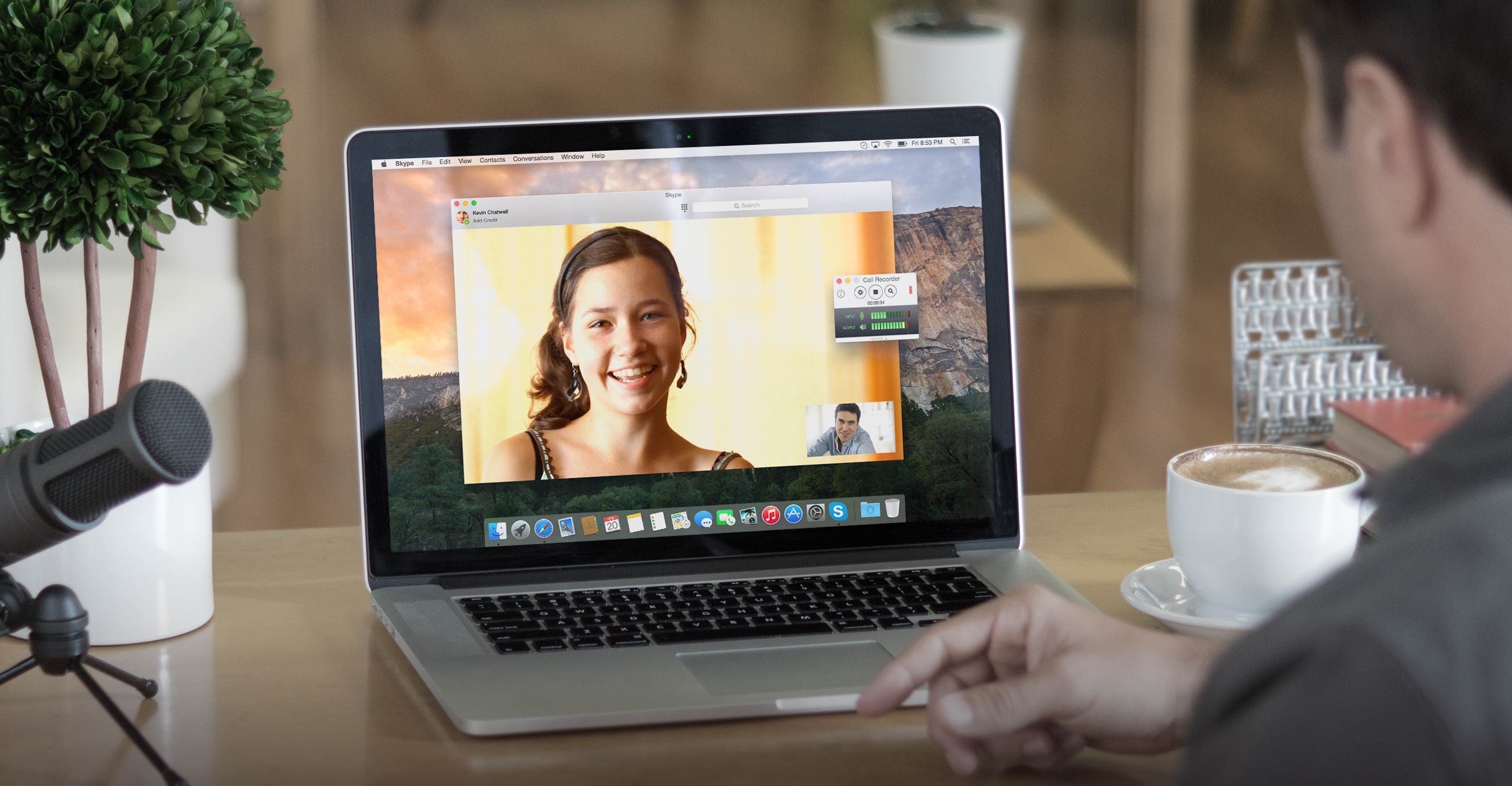 How to Record a Podcast Interview on Skype