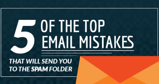 Email Mistakes That Put You In The SPAM Folder