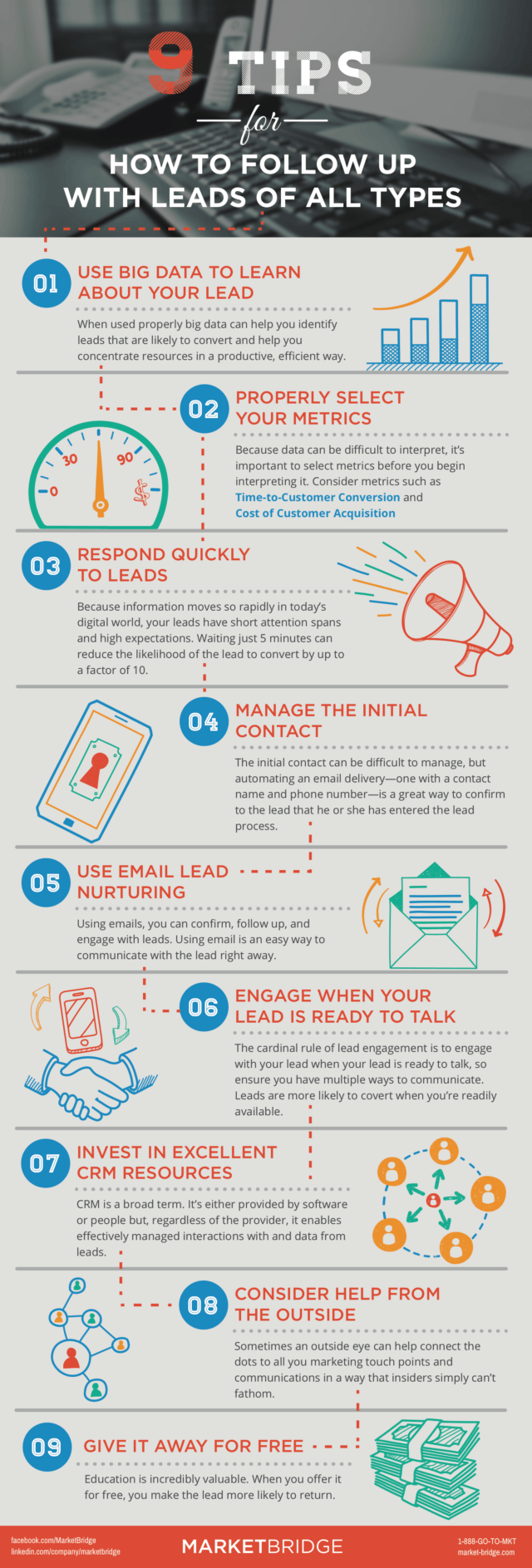 How to Follow Up on Leads