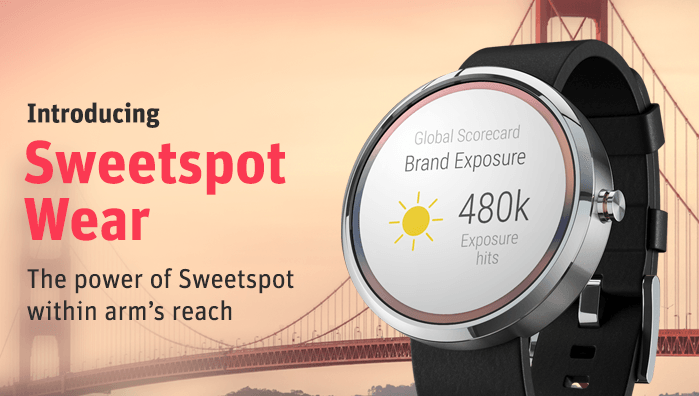 Sweetspot: A Mobile First, Workflow-Powered Digital Dashboard