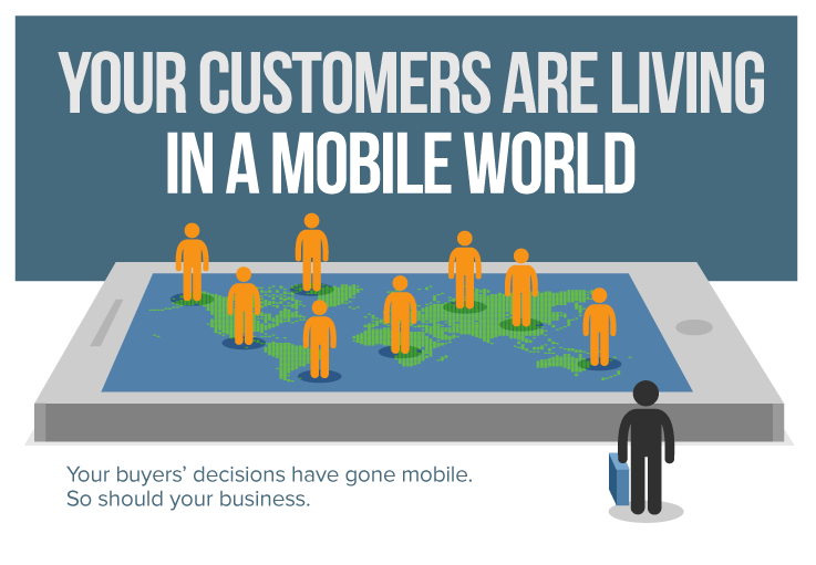An Infographic With Every Reason You Need to Focus on Mobile
