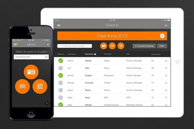 atEvent Mobile App and Tablet Apps