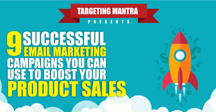 product sale email campaigns