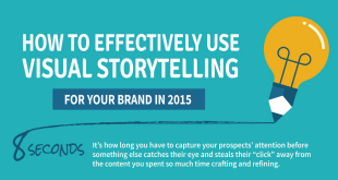 visual storytelling 2015 infographic