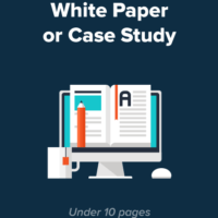 White Paper or Case Study
