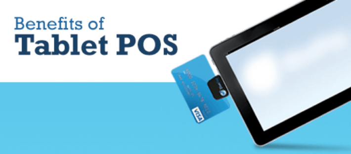 benefits of tablet point of sales