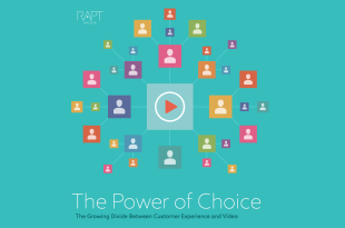Consumers prefer choice and interactivity versus being interrupted and served up a passive experience