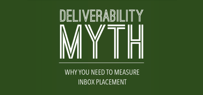 deliverability myth