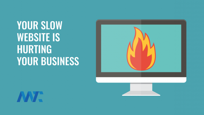 Slow Website Speed Hurting Business