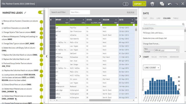 Talend Screenshot