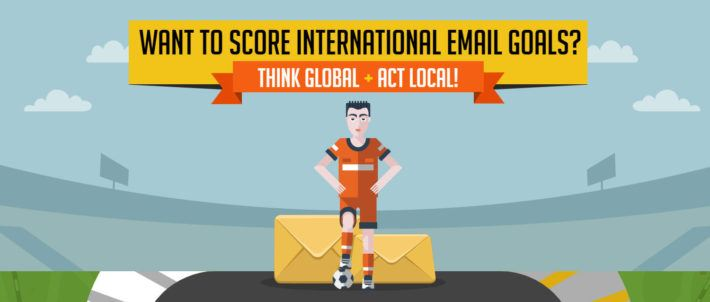 international email tips