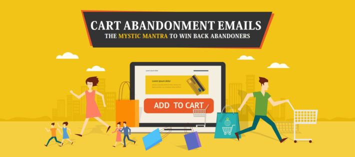 cart abandonment emails