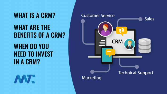What is a CRM? Benefits? When To Invest in CRM?
