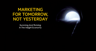 Marketing for Tomorrow, Not Yesterday