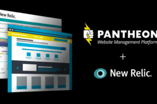 Pantheon and New Relic