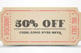 Coupon or Discount Code