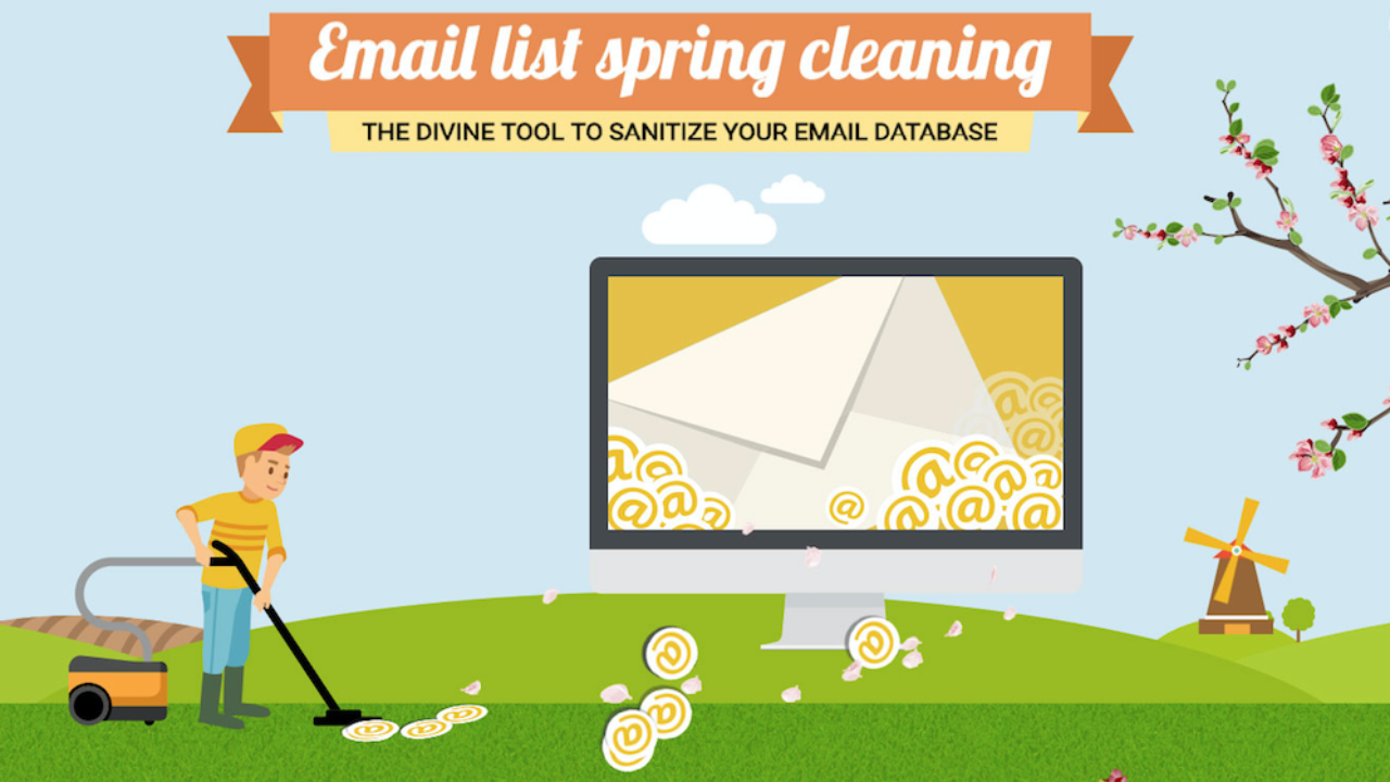 7 Reasons to Cleanse Your Email List and How to Purge