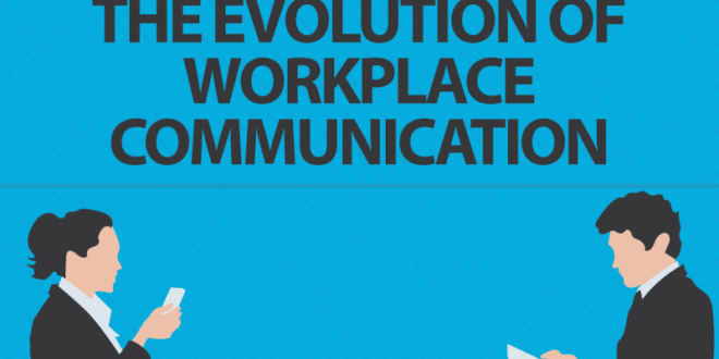 Visual Communication is Evolving in the Workplace