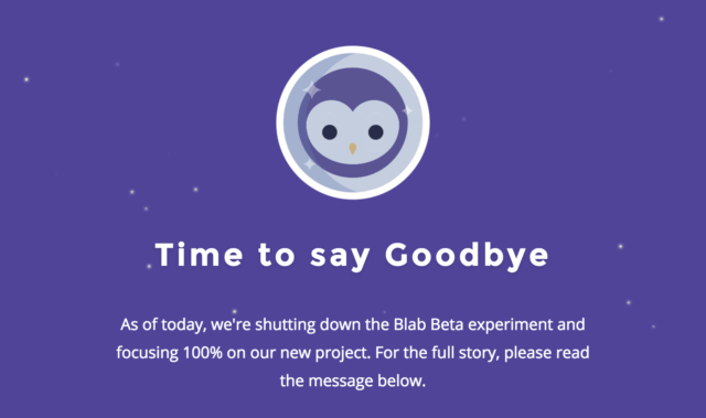 blab-goodbye