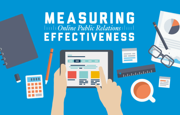 how to measure public relations online