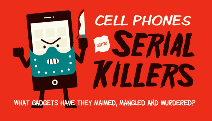 Cell Phone, Mobile Phone, and Smartphone Killer Technology