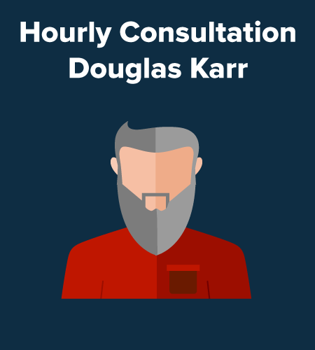 Consultation with Douglas Karr
