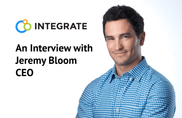 CEO Jeremy Bloom of Integrate