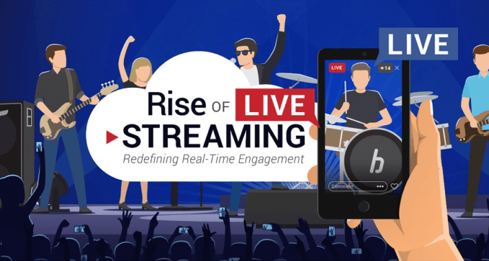 Live Streaming Engagement Statistics