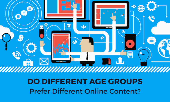 Age Groups and Content Engagement