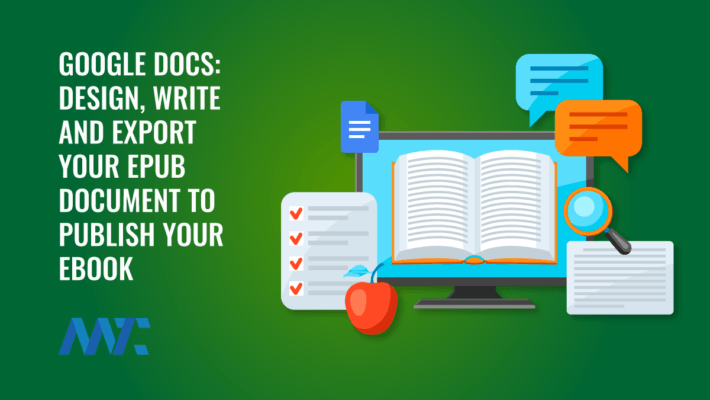 Google Docs Epub Export Ebook Publish