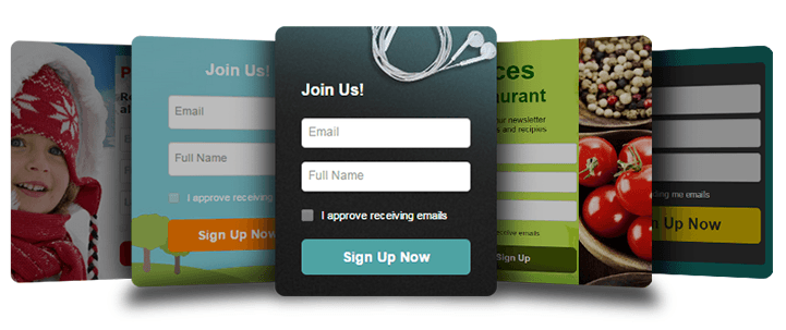 ActiveTrail Signup Forms