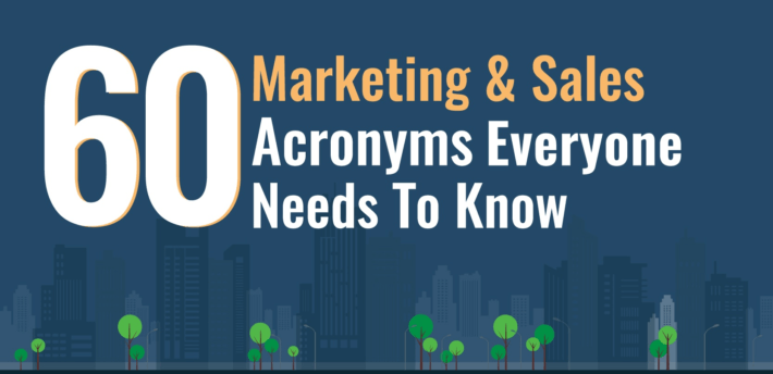 Sales and Marketing Acronyms