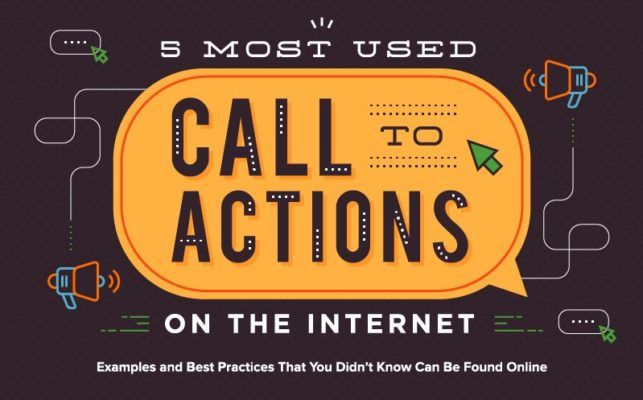 Most Common Call-To-Actions