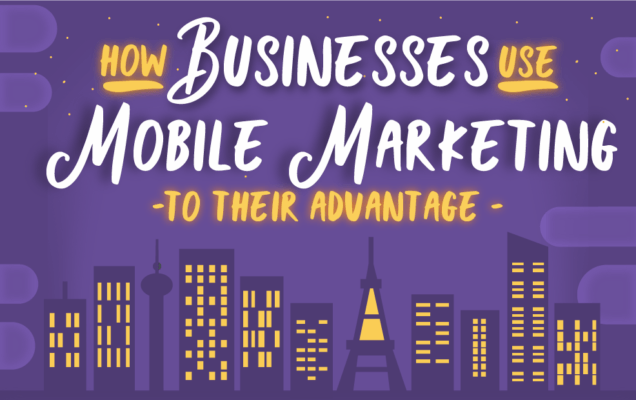 Business Examples of Mobile Marketing