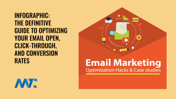 Email Optimization Guide Infographic