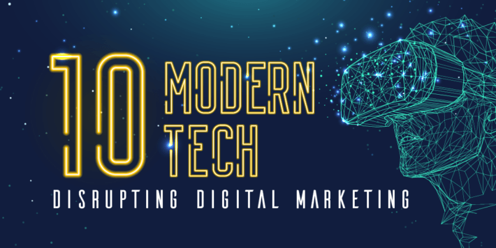 Modern Technologies Enhancing Digital Marketing