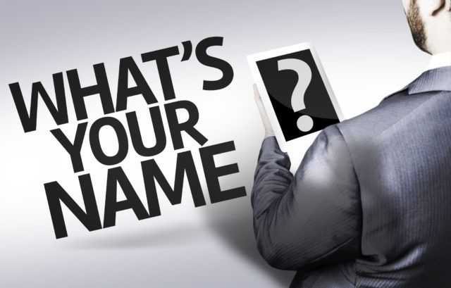 What is Your Business Name?